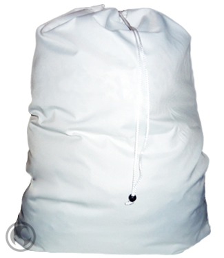 Heavy Duty Laundry Bags, Large, White 30Wx40L, 600 Denier