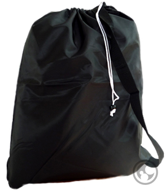 Black Laundry Bags with Strap, Laundry Bag Store Online
